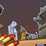 worms armageddon - Games similar to angry birds